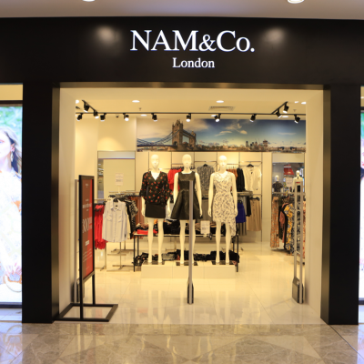 NAM & CO LONDON – VINCOM PALAZA BINH DUONG 2019